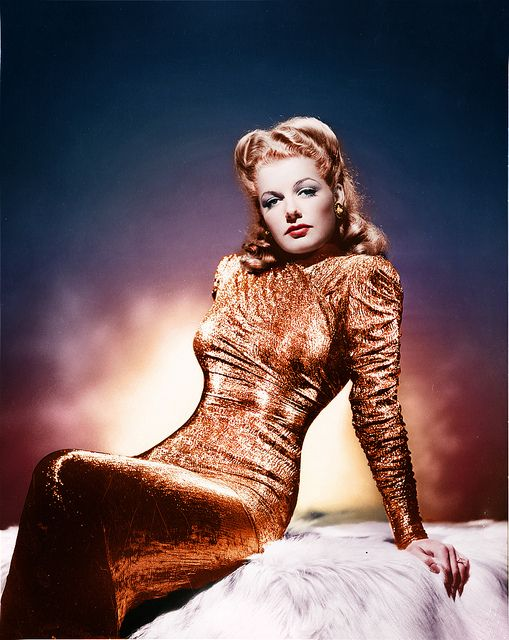 Ann Sheridan by klimbims, via Flickr