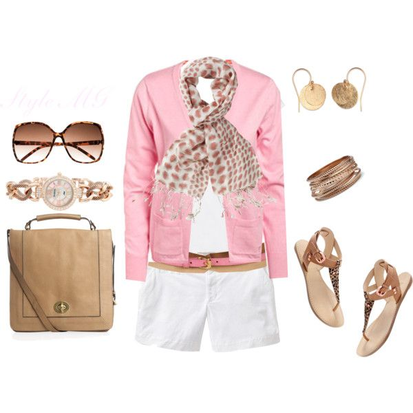 Comfortably neutral, created by romigr99 on Polyvore