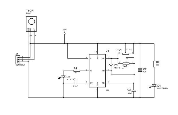 Reliable And Low Cost Ir Proximity Sensor