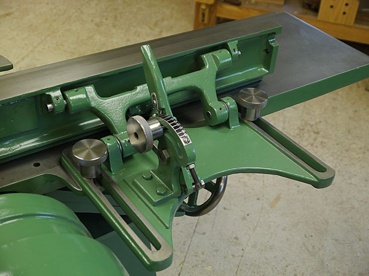 It's been said before, we are living in a woodworking machinery ...