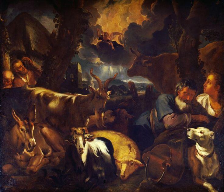 Artgate Fondazione Cariplo - Mulier Pieter, Annuncio ai pastori.jpg: