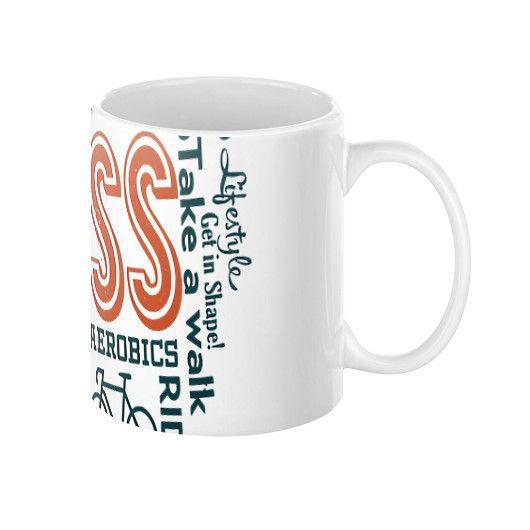 Coffee Mug - Fitness