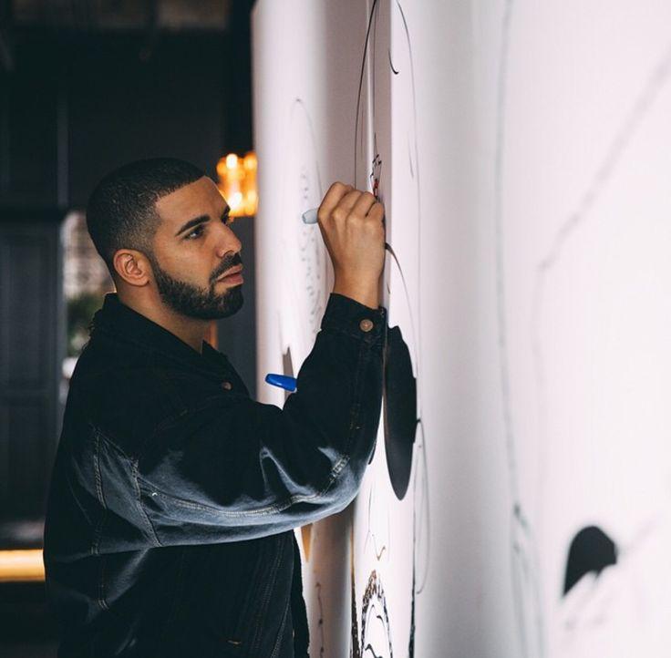 Drake at HAW 2 event, Bun B Tribute 2015