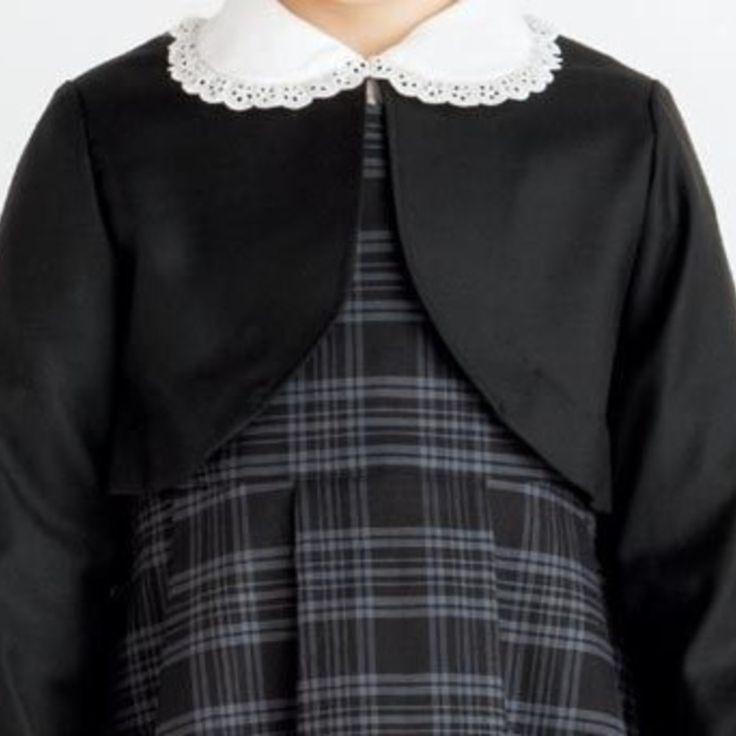 発表会や入学式におすすめのボレロとフォーマルドレスの作り方(子ども服) | ぬくもり