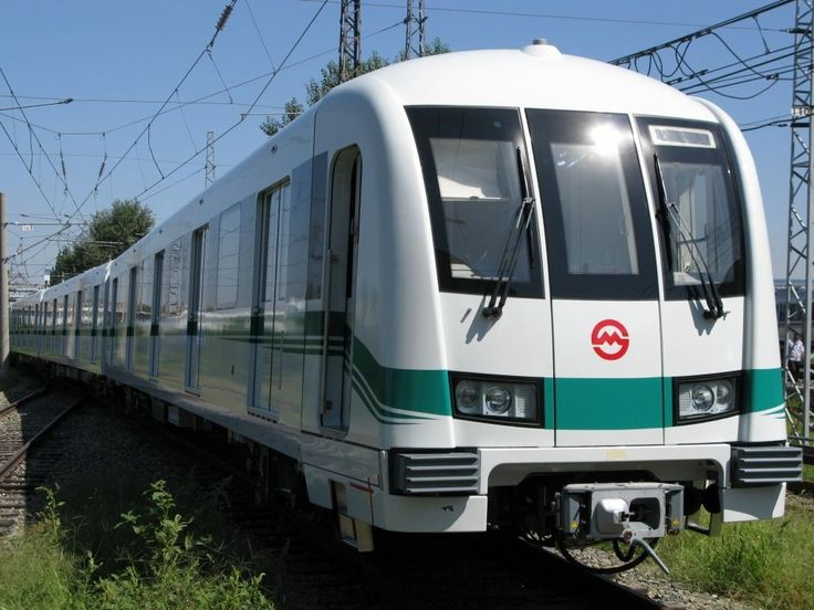 Our worldwide presence: In China it means more than 10,000 metro cars and 5,000 rail passenger cars!