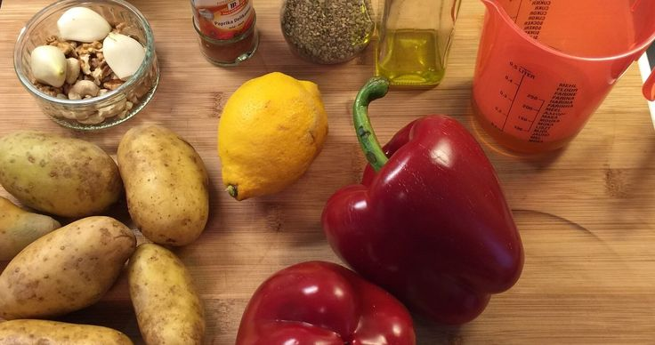 rauchige Paprikasauce #paprika #sauce #kochen #gesund #lecker #gutenappetit #bonappetit #einfach #simple #easy #genuss #genießen  #mabakocht #maba #mabamylife