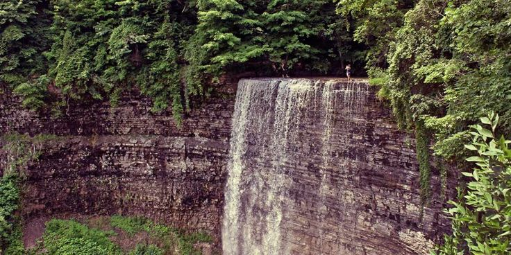 Best Falls Outside of Toronto. Enjoy beautiful hiking trails and breathtaking views in Southern Ontario