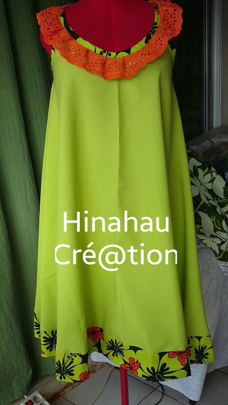 Robe volante de chez Hinahau Cré@tion
