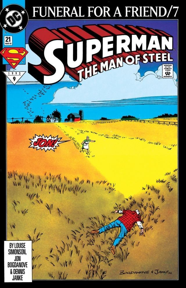 Superman The Man Of Steel 1991 2003 21