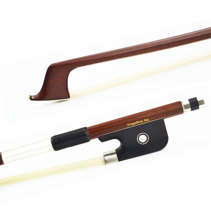 29.40$  Watch now - http://ali0e7.shopchina.info/go.php?t=32782781532 - FREE SHIPPING 3/4 Size 310C Brazilwood Cello Bow Good Quality Ebony Frog White Horsehair Straight Violin Parts Accessories  29.40$ #magazineonlinebeautiful
