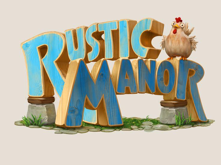 Rustic Manor