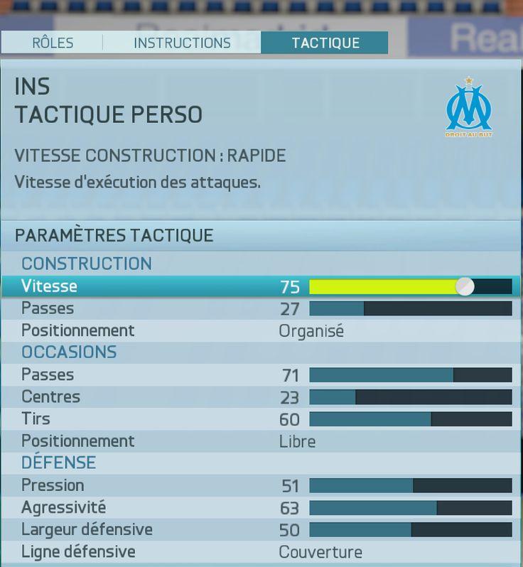 Fifa 16 quelle est la meilleure tactique perso pour le - Quelle est la meilleure peinture pour plafond ...