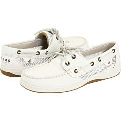 have to have white sperry topsiders for the weekend!