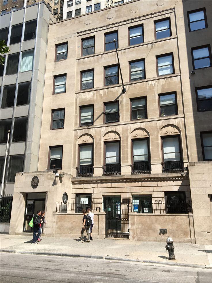 Embajada México en NYC