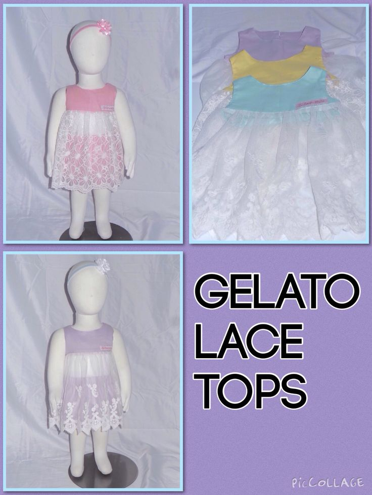 Gelato Lace Top. Available in Lilac, Pink, Lemon and mint. Sizes 00 - 4. Limited stock available and lace skirt design may vary depending on availability. $30. Looks great teamed with BeanieBoo Bloomers that are also available in matching colours and are just $20 and available in sizes 000 - 4. Contact kerry@beanieboo.com.au to discuss options or order from the website www.beanieboo.com.au