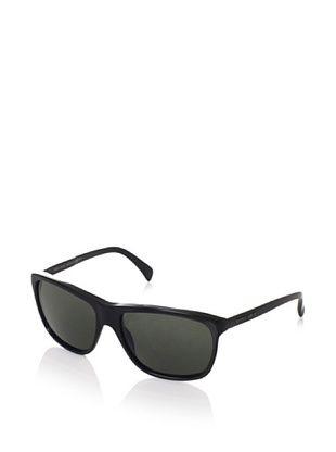 Giorgio Armani Women's GA 921/S Sunglasses, Black