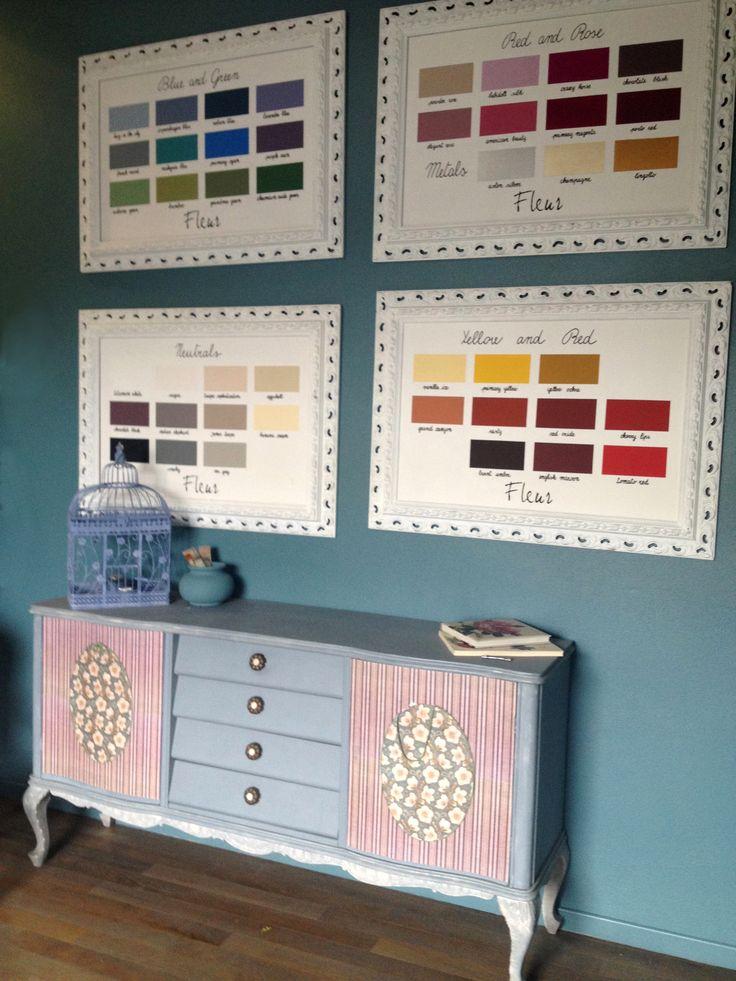 #fleurpaint #chalkylook #chalkpaint #decoracion #interiorismo #diy #crafts