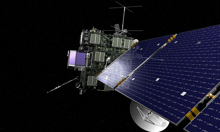 The Rosetta mission makes the case for togetherness - The Guardian