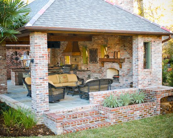 Outdoor Kitchens New Orleans Area