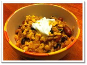 Extraordinary Life: Lean Cuisine Santa-Fe Style Rice and Beans copycat recipe
