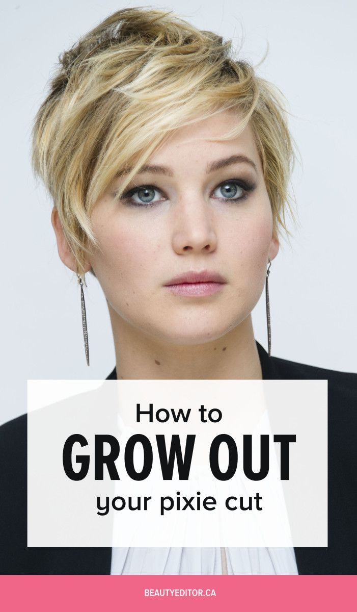 How To Grow Out Your Hair With Style Growing Out Short Hair Styles Growing Out Hair Short Hair Highlights