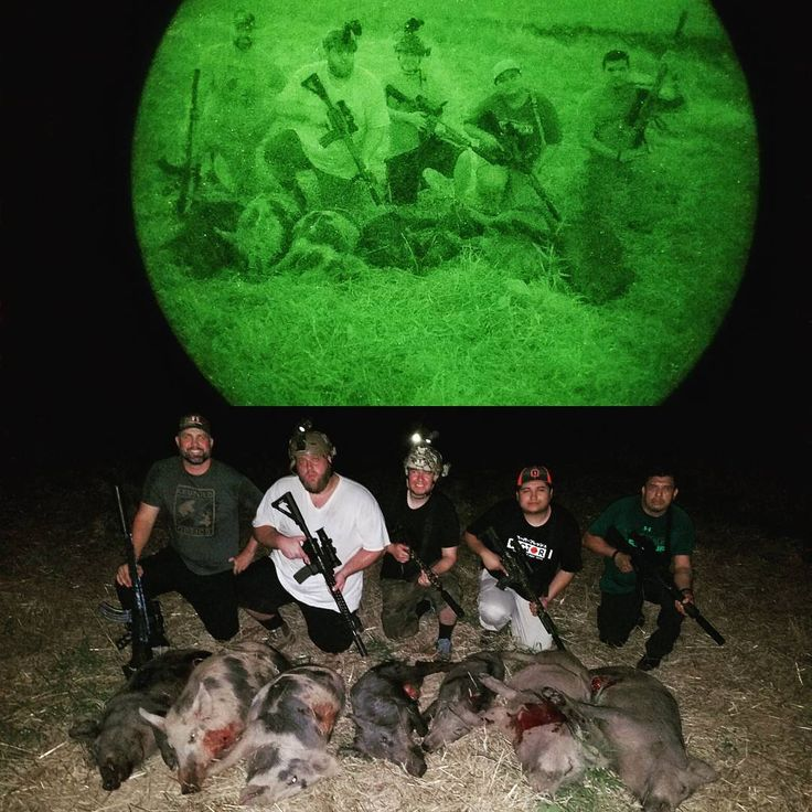 California came into Texas with the F1 crew getting to enjoy the perks of Texas laying down the bacon! @f1firearms 7.62x39 putting them down @cruxsuppressors archangel and ark 30 suppressors making sure everything is silent and deadly with the added help of @trijicon_eo reap to spot and stay on target!#pewpew #suppressor #thermal #thermalhunting #texashogs #hoghunting #hunt #texashoghunting #texashog #pigs #f1 http://misstagram.com/ipost/1544335027898670339/?code=BVulIaQF90D