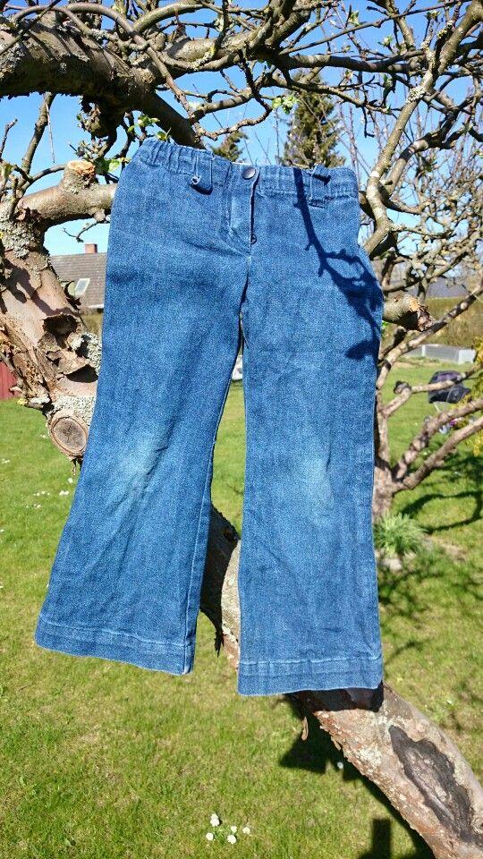 Magnes cowboybukser (godt slidte :))