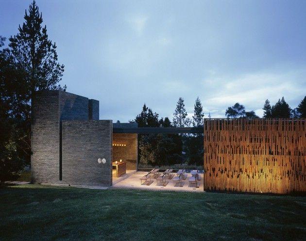 Daniel Bonilla Architects - Porciuncula de la Milagrosa Chapel in Bogota, Colombia