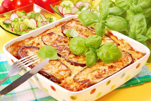 Delicious Greek Moussaka