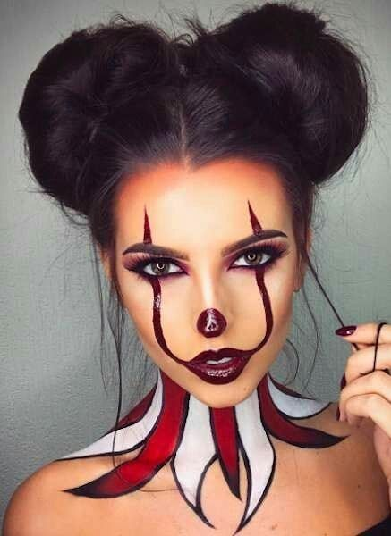 30+ Newest Halloween Makeup Ideas To Complete Your Look Click to find out more