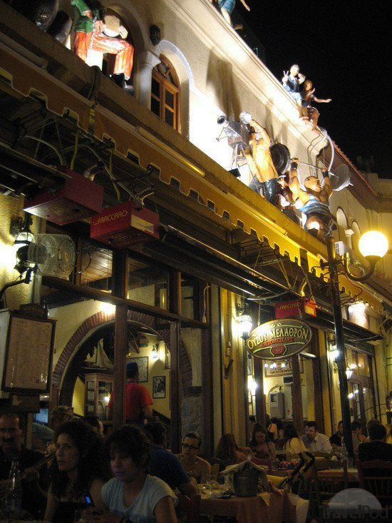 The historical taverna of #Thessaloniki #Greece #restaurants Karypi 21, 2310 275016