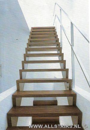 Steektrap | De mooiste steektrappen vindt u bij Allstairs