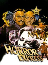 Amazon.com: Horror Express (HD Mastered) 1972: Christopher Lee, Peter Cushing, Alberto de Mendoza, Telly Savalas: Amazon Instant Video