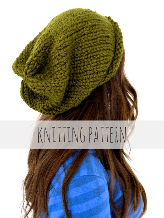 1000+ ideas about Slouchy Beanie Pattern on Pinterest Slouchy beanie, Beani...