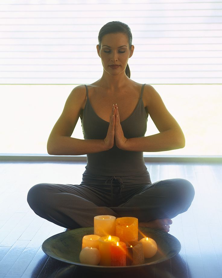 Thinking about trying yoga?  Read about the benefits -- there are tons of them!