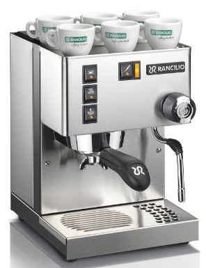 Rancilio Silvia Espresso Machine Review from TheHottestCoffee.com