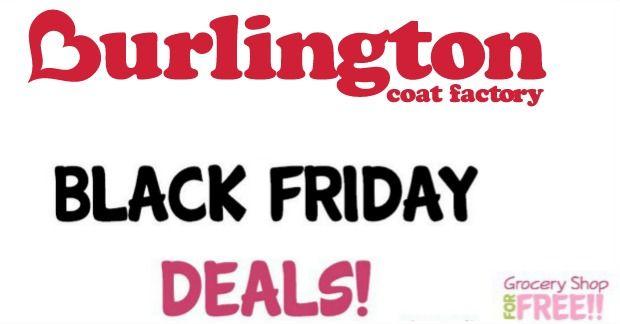 Burlington Coat Factory Black Friday Ad Scan 2016!