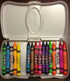 Store crayons for the diaper bag in the travel wipe containers - great reuse idea! Add post it notes!!: Diapers Bags, Wipes Container, Kids Stuff, Broken Crayons, Crayons Boxes, Crayons Holders, Crayons Storage, Great Ideas, Wipes Case