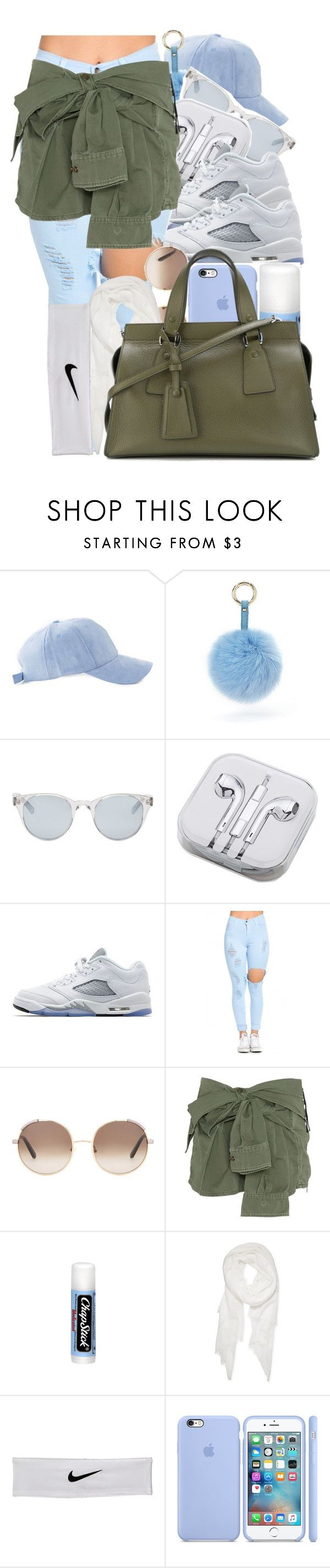 """""""Like to be on my TAG LIST!!"""" by niyah682 ❤ liked on Polyvore featuring Forever 21, Sun Buddies, PhunkeeTree, Jordan Brand, Chloé, Faith Connexion, Chapstick, Calvin Klein, NIKE and Giorgio Armani"""