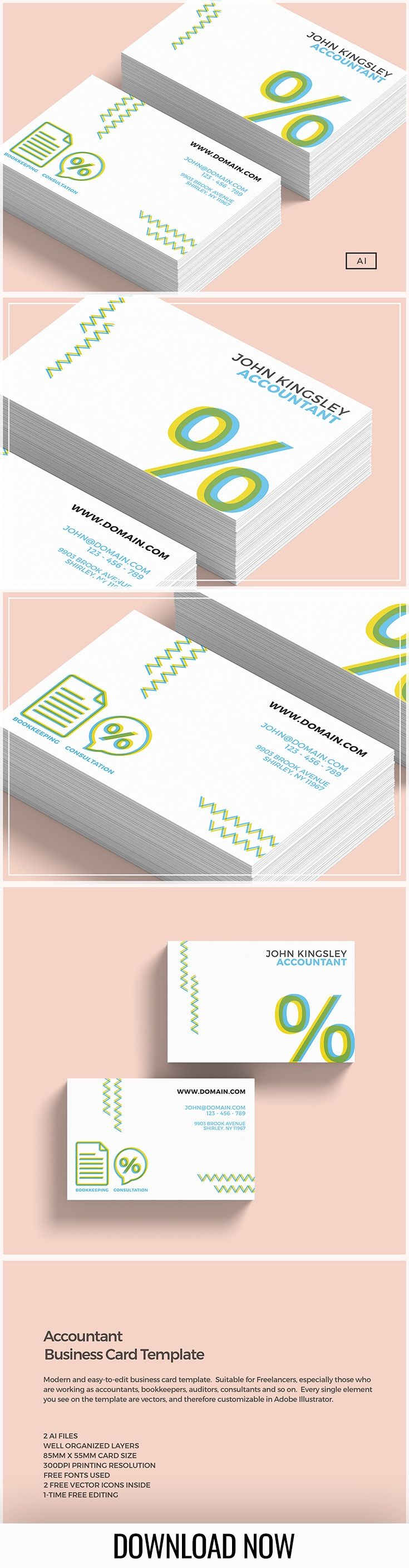 85 best Business Card Ideas images on Pinterest | Name cards ...