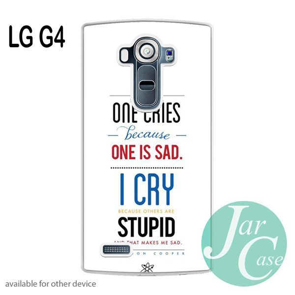 The Big Bang Theory 9 Phone case for LG G4