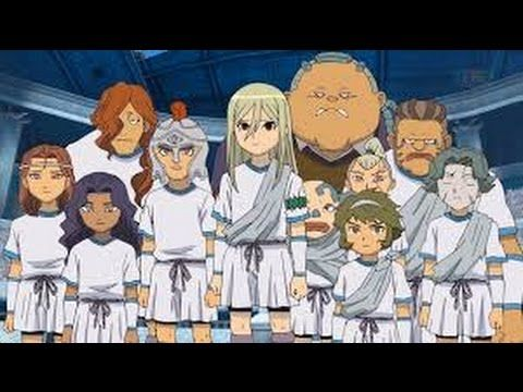 Inazuma Eleven: Instituto Raimon vs CCC de Osaka - YouTube