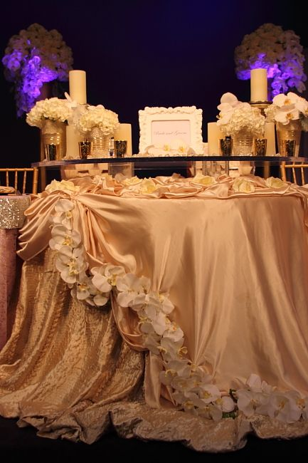 1000 images about sweetheart table on pinterest receptions tablecloths and head tables. Black Bedroom Furniture Sets. Home Design Ideas