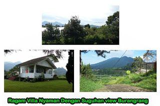 Villa Lembang Bandung