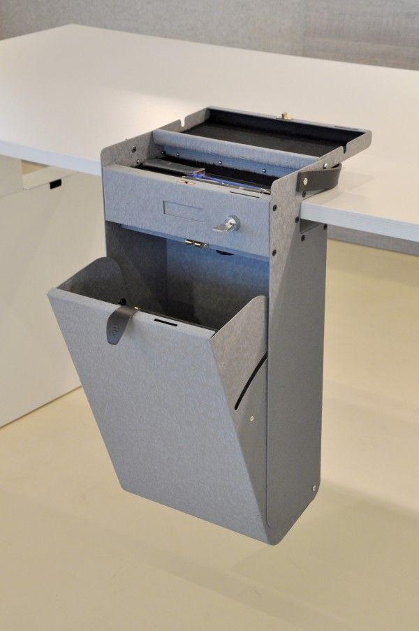 POB - Personal Office Box, de oplossing voor Het Nieuwe Werken (Design by Drisag  Hadewijch Neirinck)