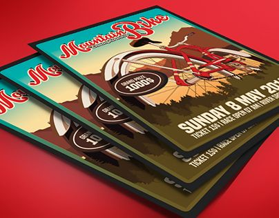 """Check out new work on my @Behance portfolio: """"Mountain Bike Championship Vol 2"""" http://be.net/gallery/40184369/Mountain-Bike-Championship-Vol-2"""