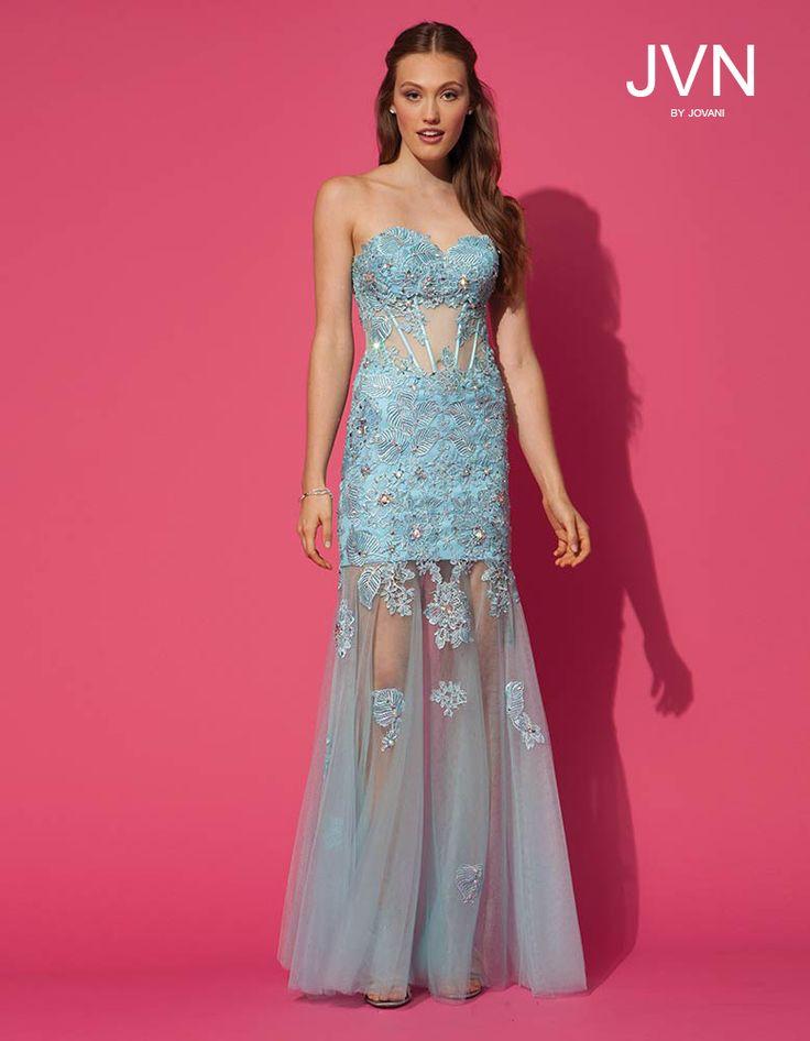 84 best Prom Dresses 2014: JVN images on Pinterest | Dresses 2014 ...