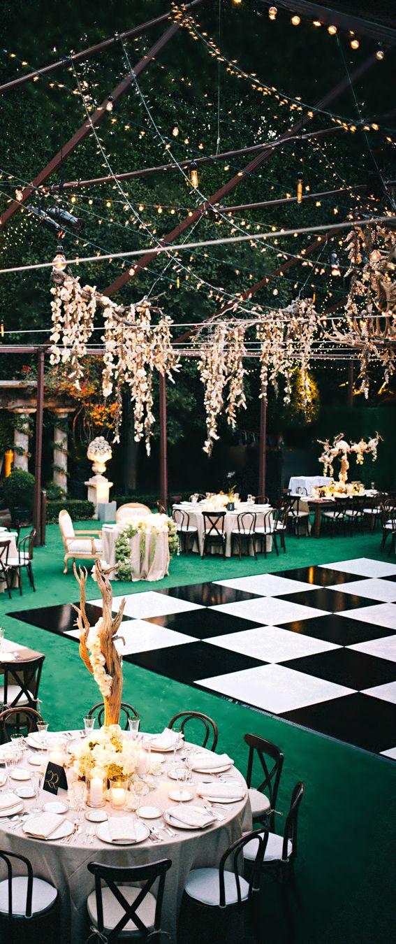 Wedding ● Dance Floor ● Black/White