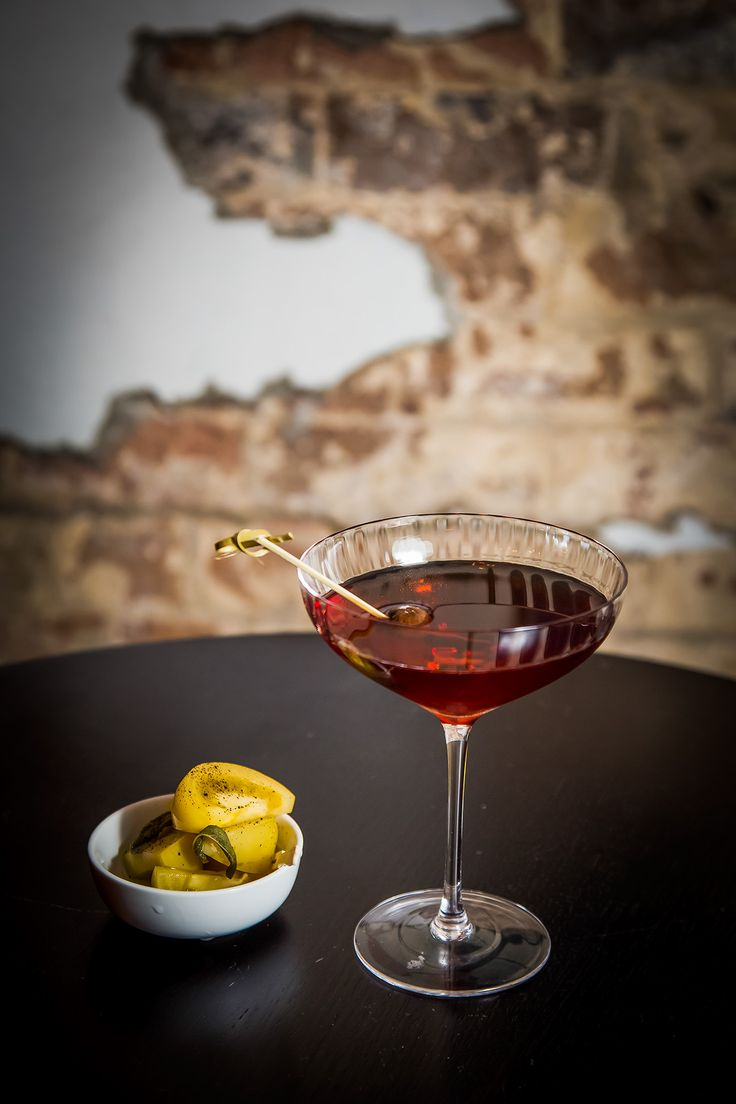 Moya's Juniper Lounge are packing a British boarding house worth of gin inside their little cocktail bar on Regent Street.