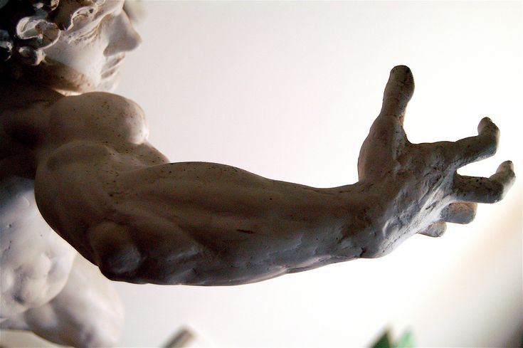 Apollo, Michelangelo Buonaroti, 1996